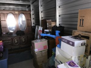 What to Do With Important Documents Found in Storage Units