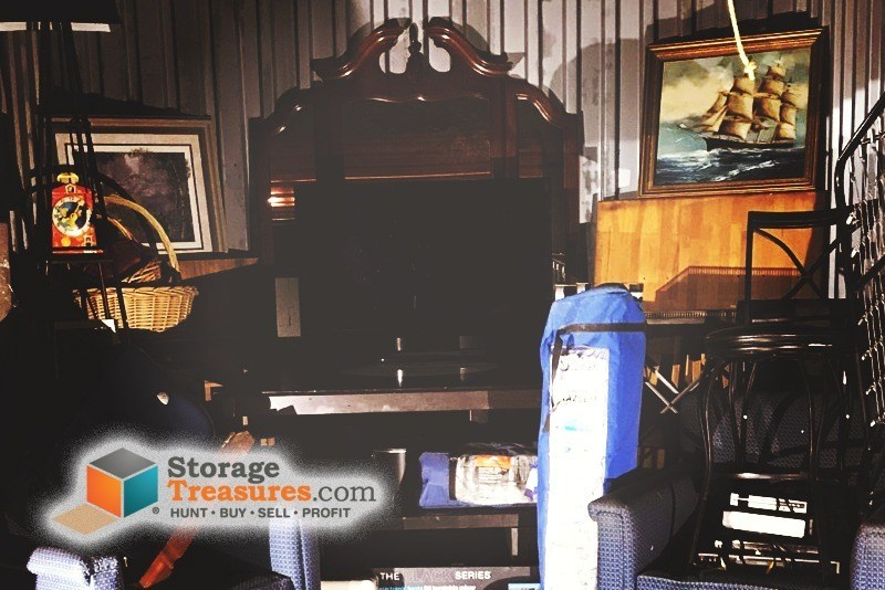 self storage auctions online