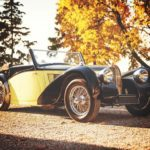 bugatti found in storage auction