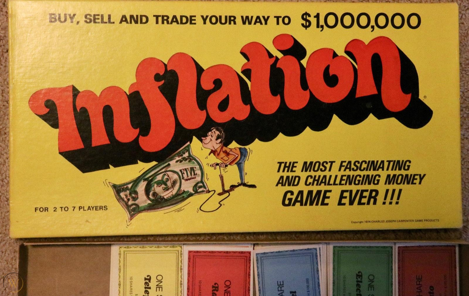 The Inflation Game